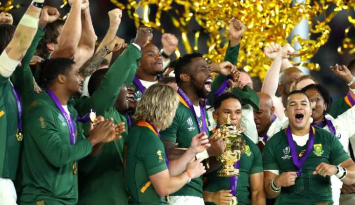 Why South Africa's Rugby World Cup victory means so much more