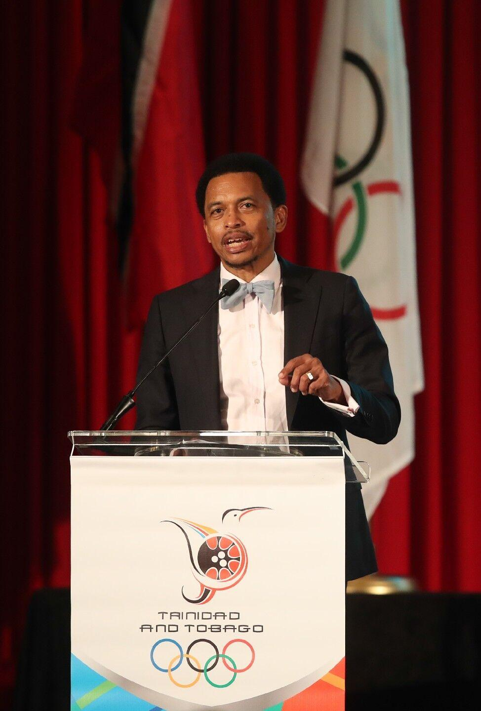 TIME FOR TRANSFORMATION: TTOC president Brian Lewis